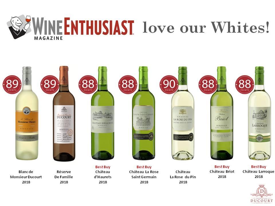 Wine Enthusisast 2019